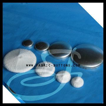 Fabric Covered Button Spare part
