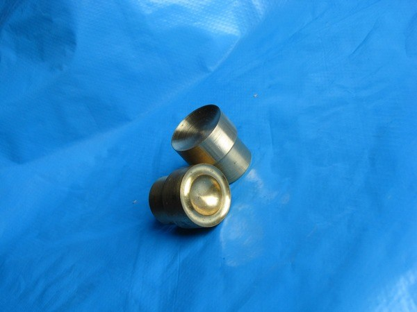 Spare parts for making 2-ring or dome style